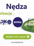 Zagłosuj na podwórko Nivea w Nędzy!
