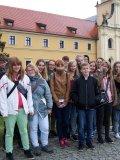 Uczniowie z Nędzy gościli kolegów zza Odry