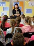 Lekcje biblioteczne znów ruszyły w GBP w Nędzy!