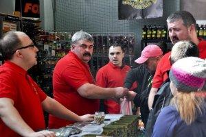 - Bardzo nas cieszy, że nasze targi zaczynają przyciągać nie tylko wędkarzy, ale i całe rodziny! - mówi organizatorzy