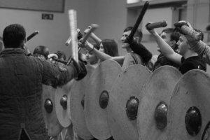 Dzień ze średniowieczem. Zapraszają rekruci z Nędz