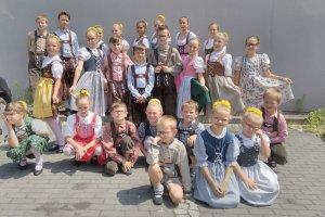 Na Międzynarodowym Festiwalu Tanecznym Ballo w Żorach tancerze z Łężczoka zdobyli miejsce trzecie